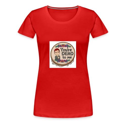 aidansw7rld profile pc - Women's Premium T-Shirt