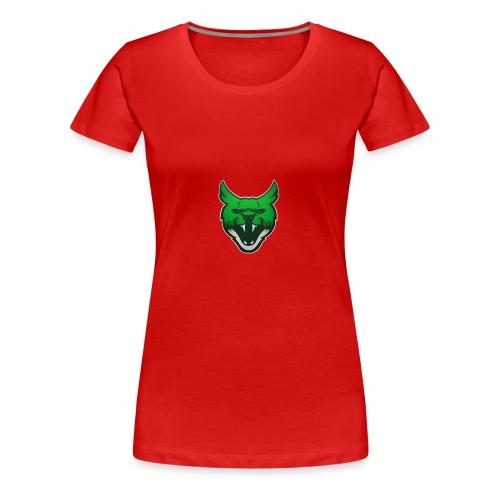 Zarah Mascot - Women's Premium T-Shirt
