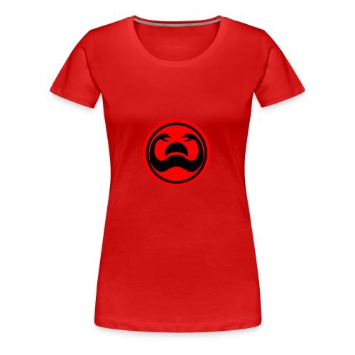 Conan Snakes Over a Setting Sun - Women's Premium T-Shirt