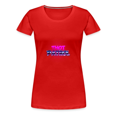 Thot Patrol - Shirt - Women's Premium T-Shirt