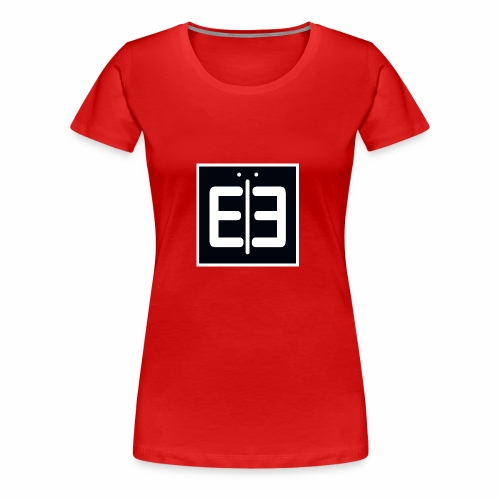 Logo Range - Women's Premium T-Shirt