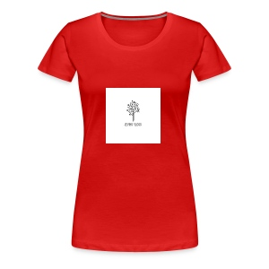 Jevins Vlogs - Women's Premium T-Shirt