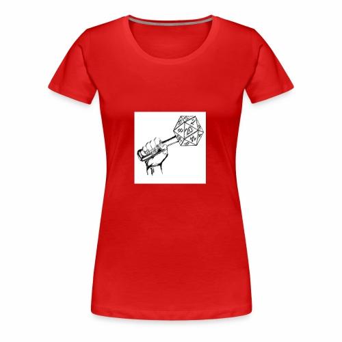 The PolyHammer - Women's Premium T-Shirt