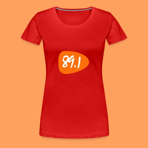 RBM Blob Orange - Women's Premium T-Shirt