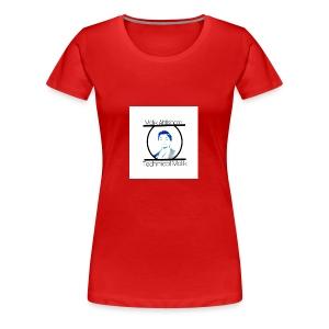 Technical Malik Logo - Women's Premium T-Shirt