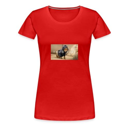 mycat - Women's Premium T-Shirt