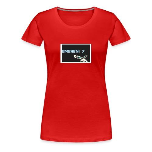 EMERENI 7 Merch - Women's Premium T-Shirt