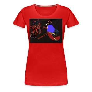 SPA Season 2 merch - Women's Premium T-Shirt