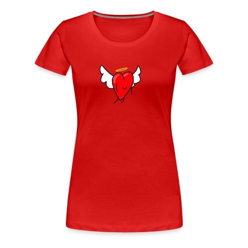 Angel Heart - Women's Premium T-Shirt