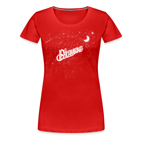 Night Sky - Women's Premium T-Shirt