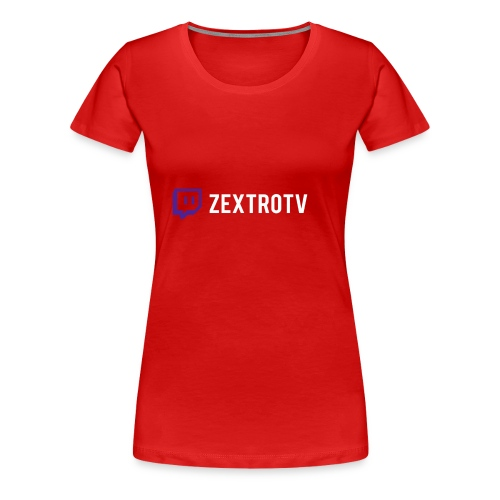 stream - Women's Premium T-Shirt
