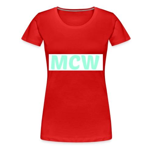 MCW - Women's Premium T-Shirt