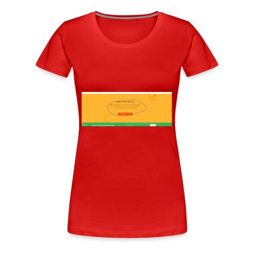 start - Women's Premium T-Shirt