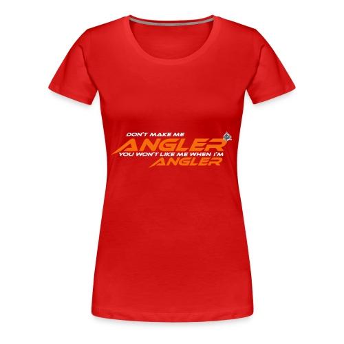 Dontmake - Women's Premium T-Shirt
