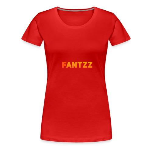 Fantzz Clothing - Women's Premium T-Shirt
