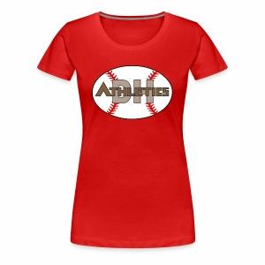 DHAthletics - Women's Premium T-Shirt