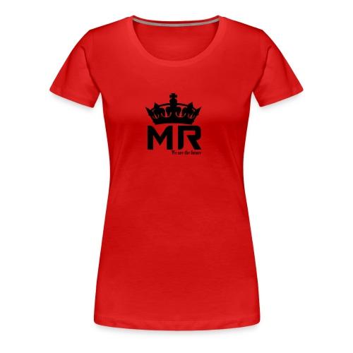 Logo modelo 2 - Women's Premium T-Shirt