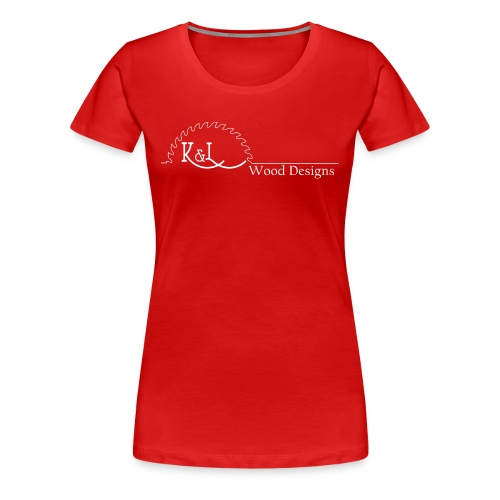 K&L Wood Designs - Women's Premium T-Shirt