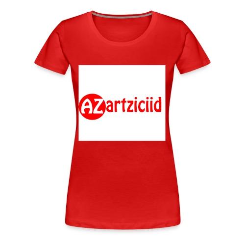 art ziciid - Women's Premium T-Shirt