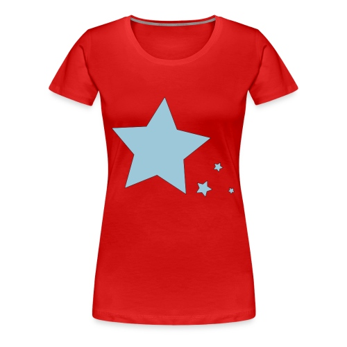 be a star - Women's Premium T-Shirt