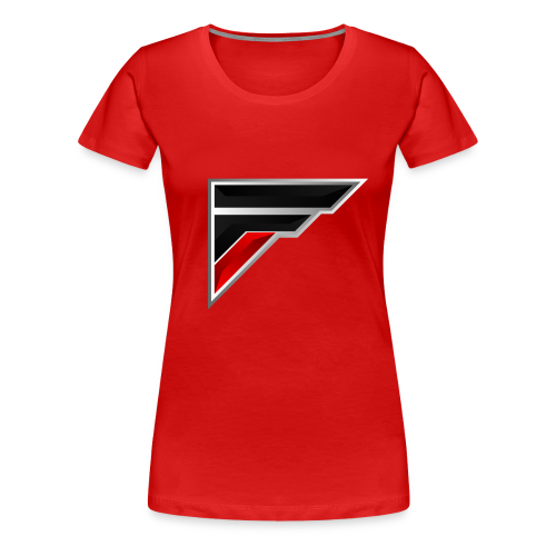 Flash Logo - Women's Premium T-Shirt