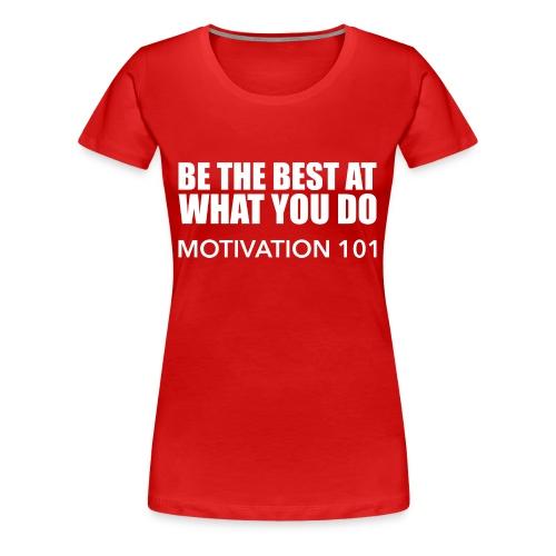 BEST-BLANC - Women's Premium T-Shirt