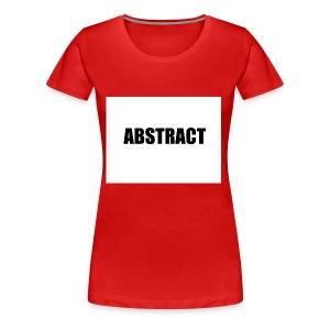 ABSTRACT - Women's Premium T-Shirt