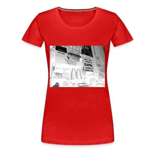 Impeach! - Women's Premium T-Shirt