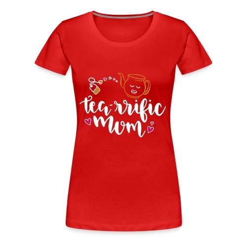 Fun Mother's Day Gift Idea T Shirt Mom Terrific - Women's Premium T-Shirt
