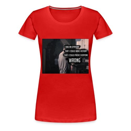 NF Epiphany Shirt - Women's Premium T-Shirt