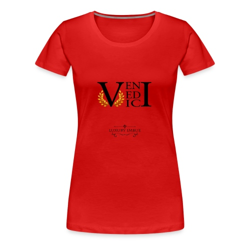 Veni Vedi Vici Long Sleeve T-Shirt - Women's Premium T-Shirt