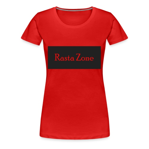 Rasta Zone - Women's Premium T-Shirt
