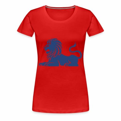 lions - Women's Premium T-Shirt