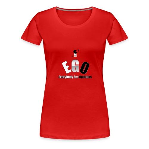 EGO - Women's Premium T-Shirt