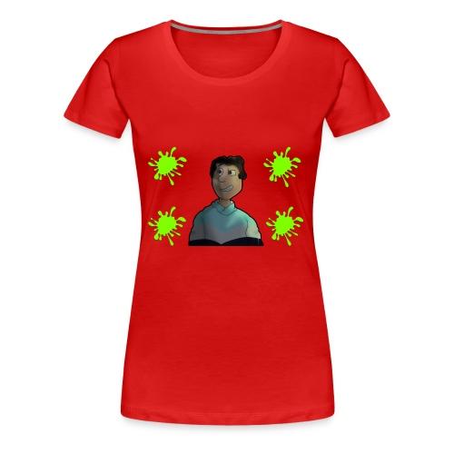 BatSplat logo - Women's Premium T-Shirt