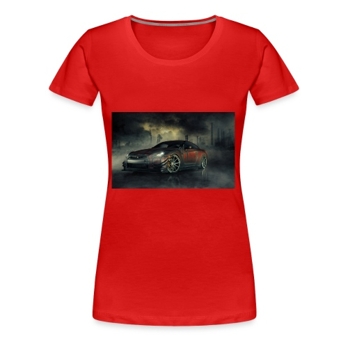 Gtr - Women's Premium T-Shirt