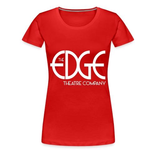 logo_white - Women's Premium T-Shirt