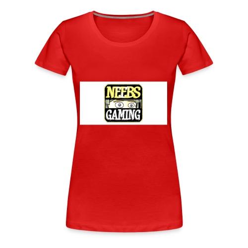 neebs gaming 2 - Women's Premium T-Shirt