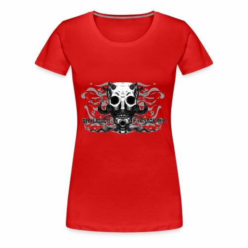 muerte - Women's Premium T-Shirt