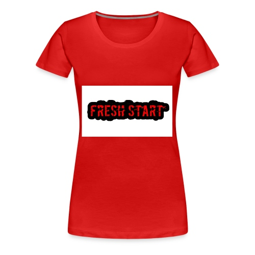 Fresh Start T - Women's Premium T-Shirt