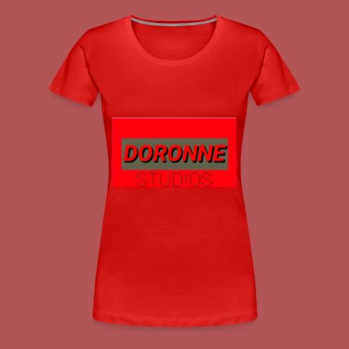 Marvel based logo - Women's Premium T-Shirt