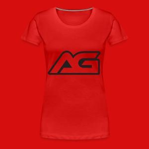AG MERCH - Women's Premium T-Shirt