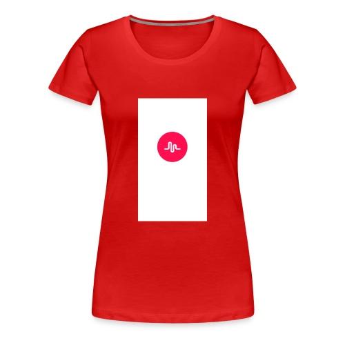 Juantvvlogs - Women's Premium T-Shirt