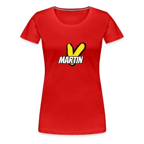 Martin V - Women's Premium T-Shirt