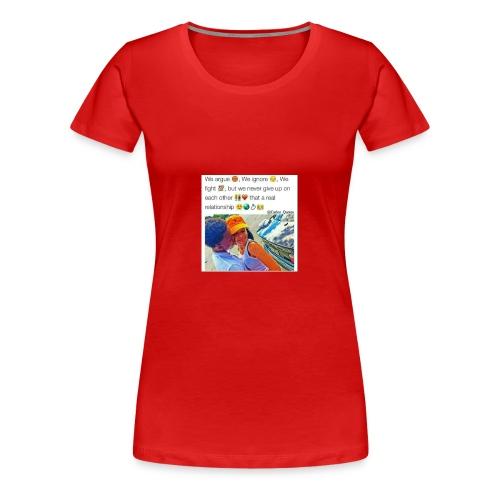 IMG 20160731 WA0572 - Women's Premium T-Shirt