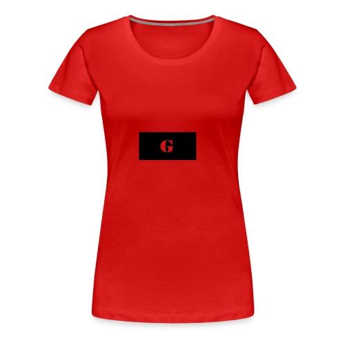 Glogo - Women's Premium T-Shirt