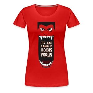 Hocus Pocus - Women's Premium T-Shirt