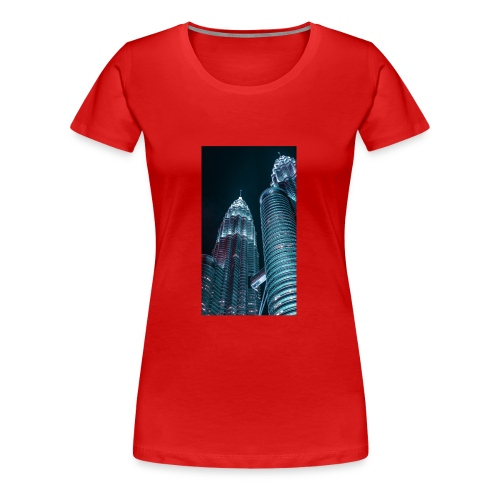 C0618608 28FC 4668 9646 D9AC4629B26C - Women's Premium T-Shirt