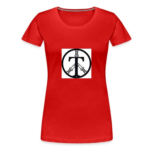 Tough Tag T-shirts - Women's Premium T-Shirt