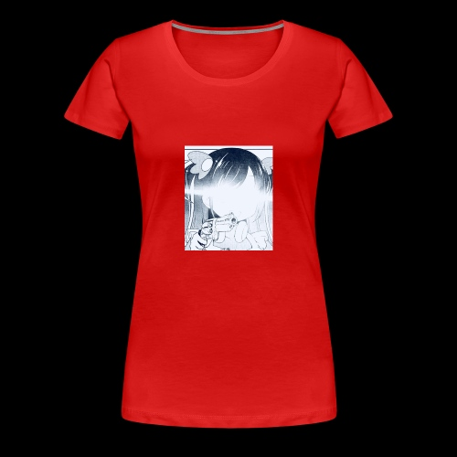 henshin.akuma anime loli - Women's Premium T-Shirt